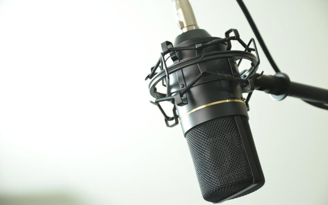 Was brauche ich für einen guten Podcast?